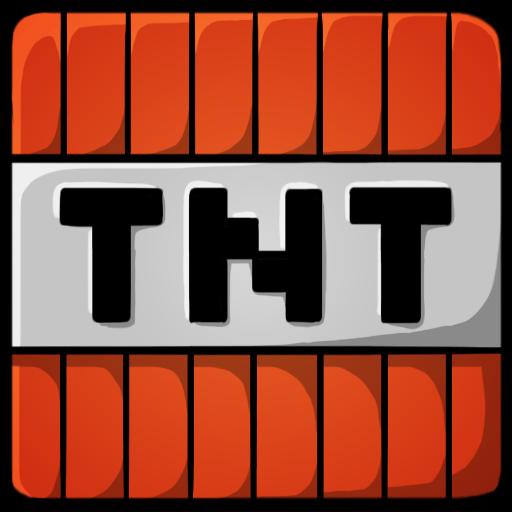 Tnt Icon Minecraft Iconset