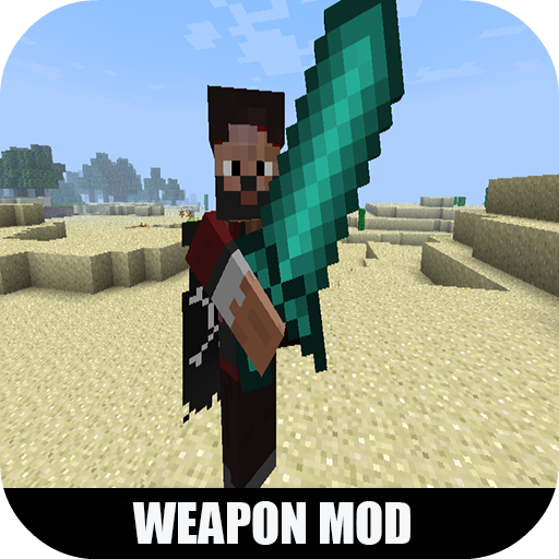 Weapon Mods For Minecraft Pe Apk