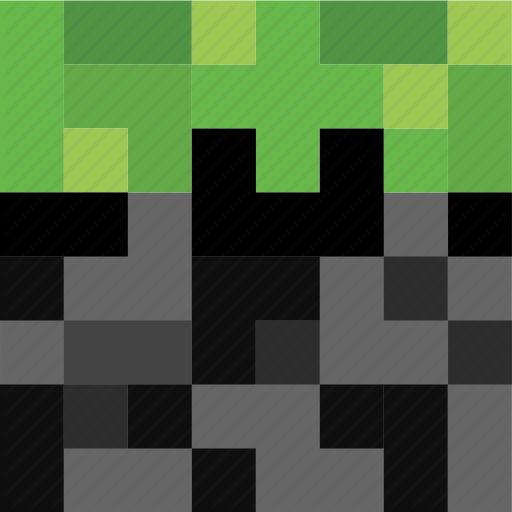 Awesome, Block, Build, Game, Gaming, Minecraft, Video Icon