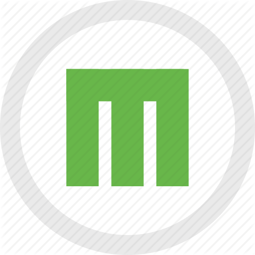 Block, Game, Gaming, M, Minecraft, Sign, Video Icon