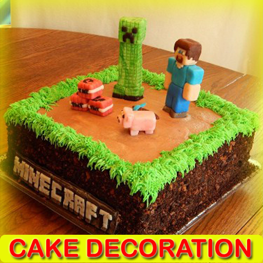 Birthday Cake Minecraft Ideas Latest Version Apk