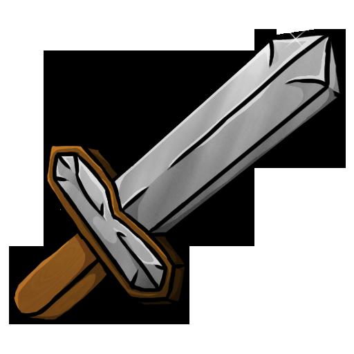 Iron Sword Icon Minecraft Iconset