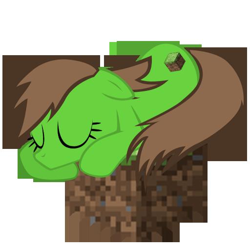 Minecraft Pony Icon