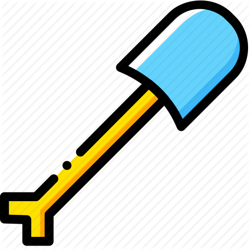 Diamond, Game, Minecraft, Shovel, Yellow Icon