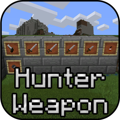 Hunter Weapons Add On For Minecraft Pe Mcpe