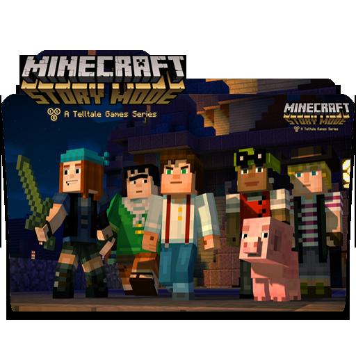 Minecraft Story Mode Folder Icon