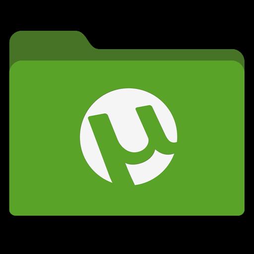 Utorrent Folder Icon