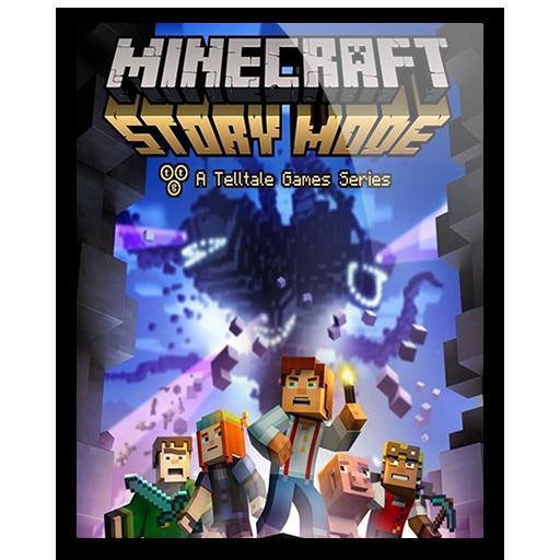Icon Minecraft Story Mode