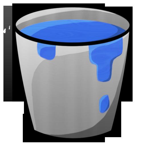 Bucket Water Icon Minecraft Iconset