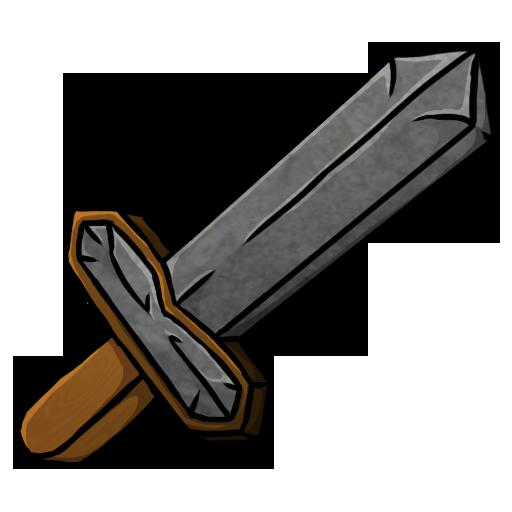 Stone Sword Icon Minecraft Iconset