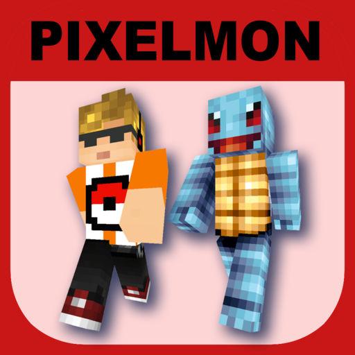 Pixelmon Skins For Minecraft Pe
