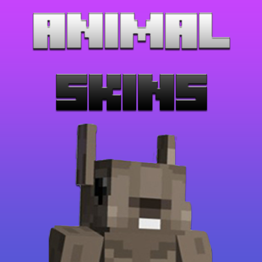 Skins Animal For Minecraft Pro