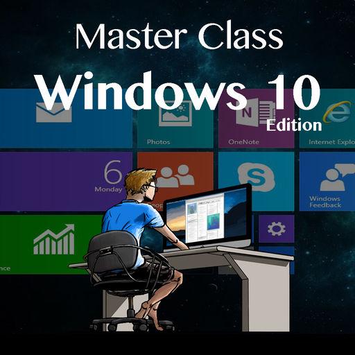 Master Class Windows Edition Par Julian Bebell