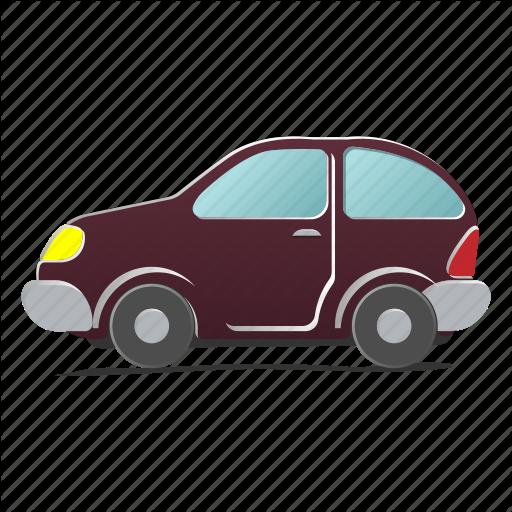 Automobile, Car, Coupe, Mini Cooper, Transport, Vehicle, Wheel Icon
