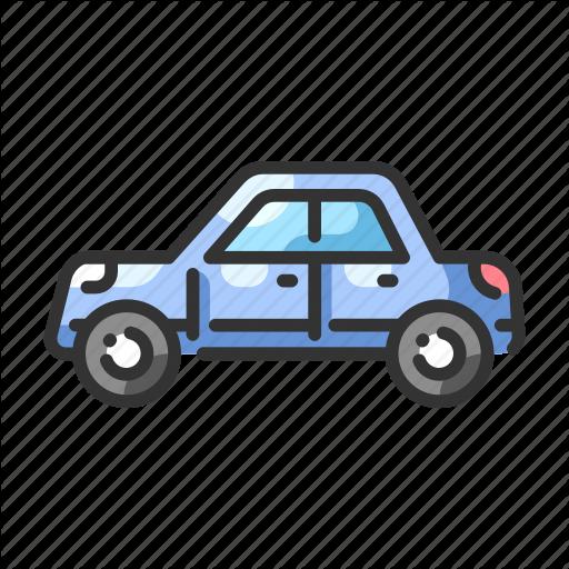Automobile, Car, Drive, Speed, Traffic, Vehicle, Wheel Icon