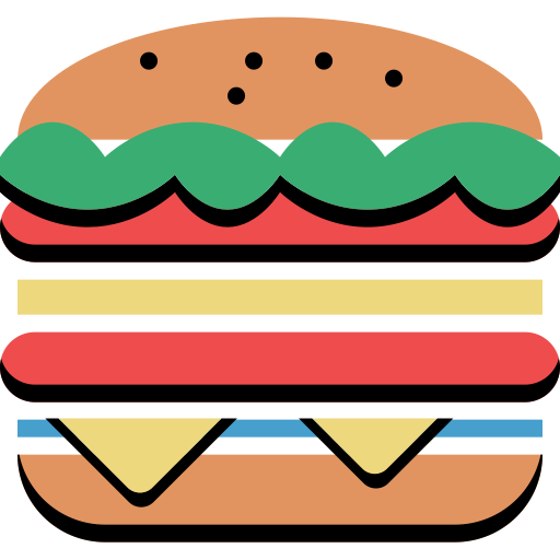 Mini Burger Icons, Download Free Png And Vector Icons