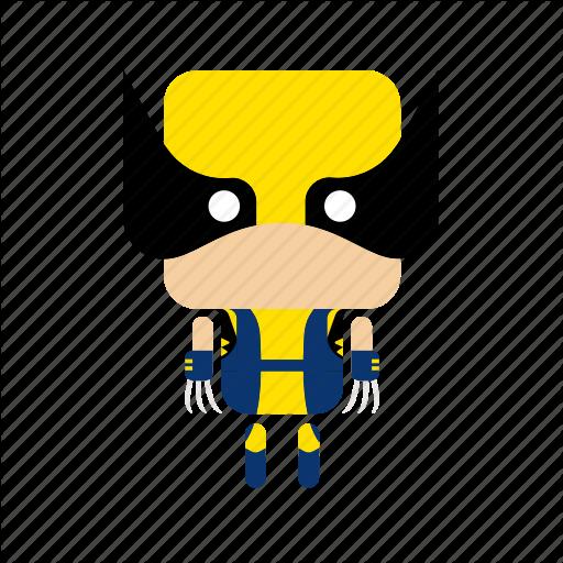 Claw, Cute, Hero, Mini Icon