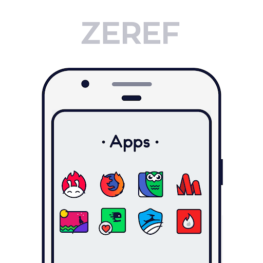 Download Zeref Icon Pack