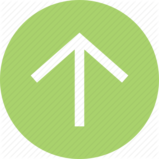 North, North Direction, North Sign, Top, Top Arrow Icon