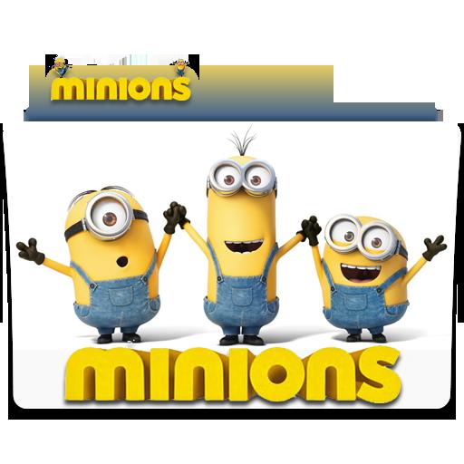 Minions Folder Icon