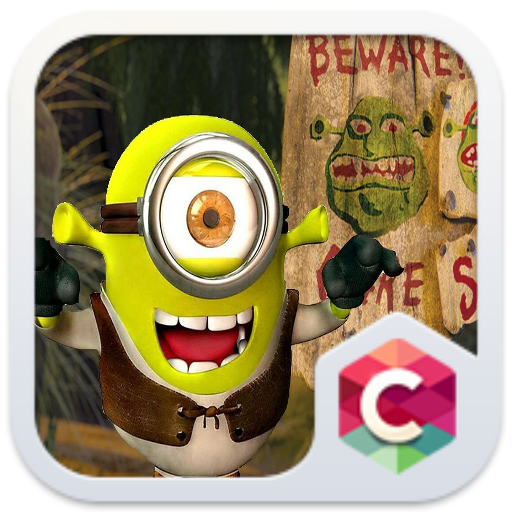 Minion Free Android Theme U Launcher