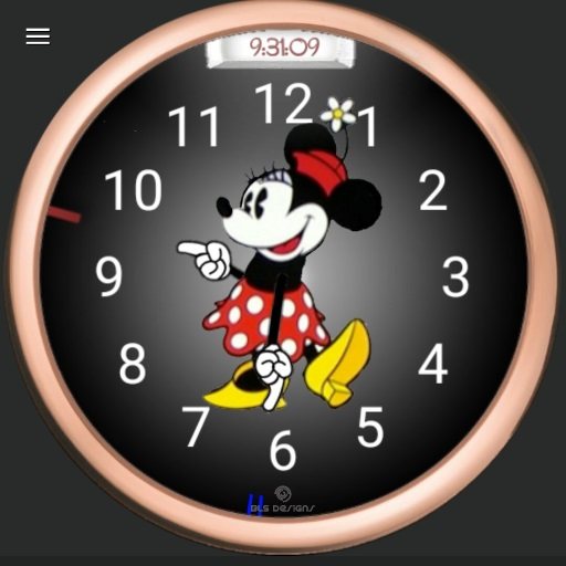 Minnie Mouse Watch Face Watchfaces For Smart Watches