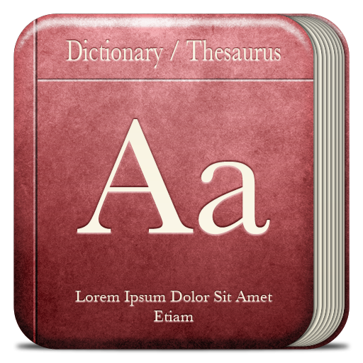 Misc Dictionary Icon Free Download As Png And Formats