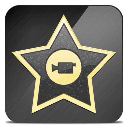 Misc Imovie Icon Free Download As Png And Icon Easy