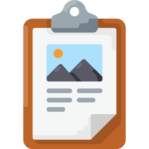 Clipboard Miscellaneous Png Icon