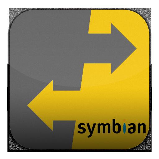 Missing Sync Symbian Icon