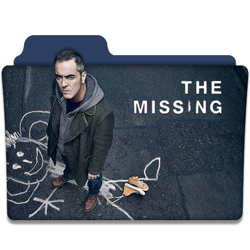 The Missing Tv Series Folder Icon
