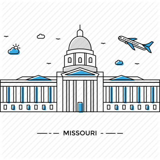 Architecture, Building, Capital, Landmark, Missouri, Monument