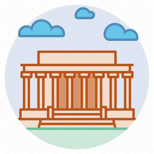Architecture, Building, Landmark, Lincoln Memorial, Monument