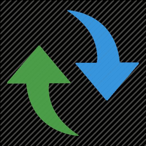 Arrow, Refresh, Reload, Renew, Sync, Update Icon