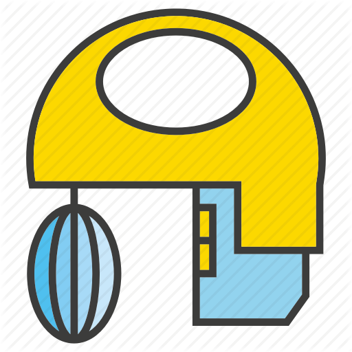 Blender, Cooking Tool, Eletronic, Kitchen Tool, Mix Icon