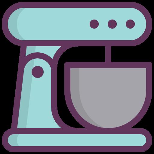 Coffee, Blue, Machine, Cuisine Icon Free Of Kitchen Bold Line