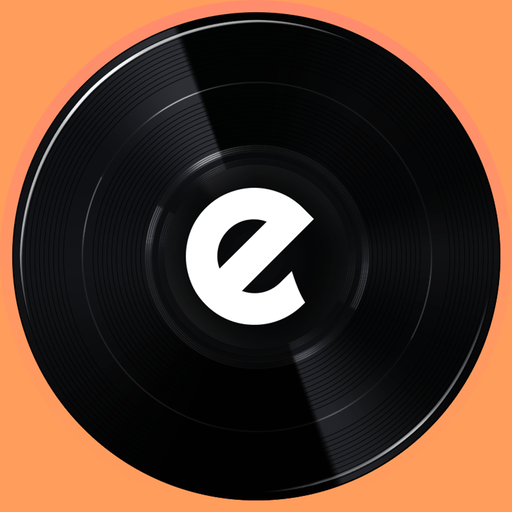 Edjing Mixdj Turntable To Remix And Scratch Music Watchos Icon