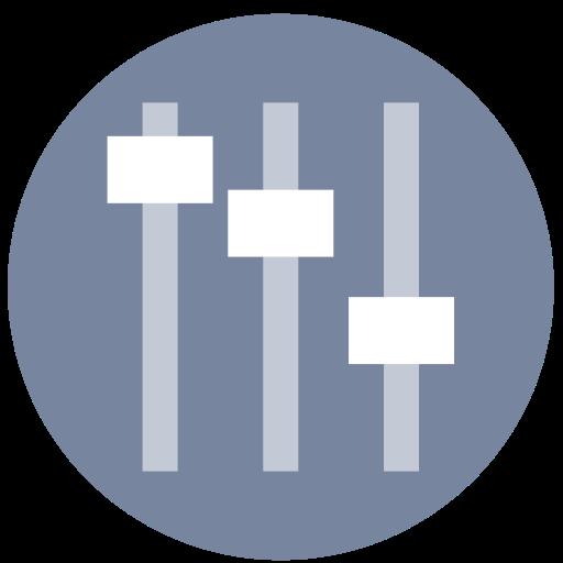Mixer Icon Free Of Zafiro Apps