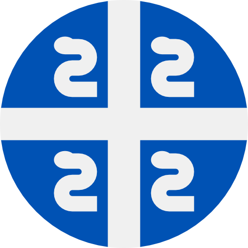 Martinique, Flag Icon