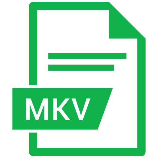 , Extension, Mkv Icon Free Of Extension Names Vol Icons