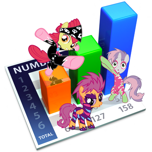 Mlp Numbers Icon