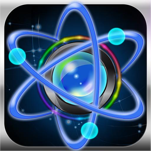 Partikl App Icon On Behance