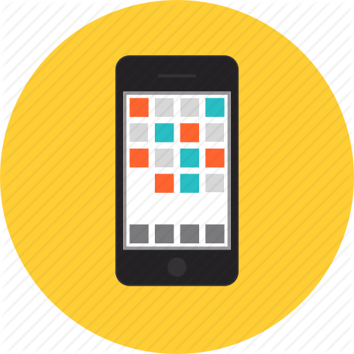Apps, Development, Interface, Iphone, Mobile, Phone, Smartphone Icon