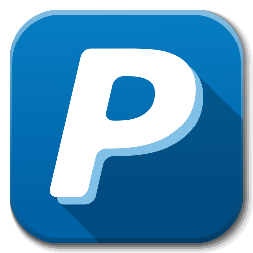 Apps Paypal B Icon Flatwoken Iconset Alecive