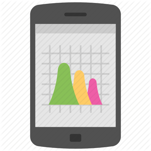App Design, Mobile Chart, Mobile Dashboard, Mobile Graph, Mobile