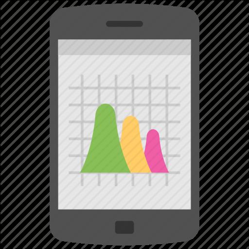 App Design, Mobile Chart, Mobile Dashboard, Mobile Graph, Mobile