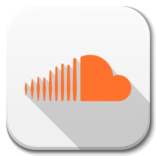 Apps Soundcloud B Icon Flatwoken Iconset Alecive