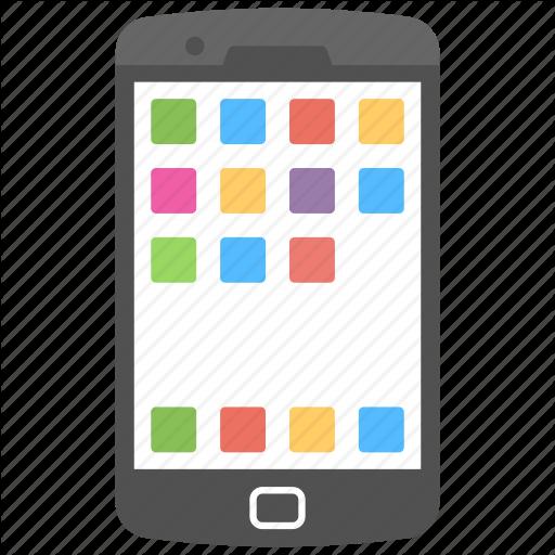 Mobile Apps Menu, Mobile Interface, Mobile Navigation, Mobile