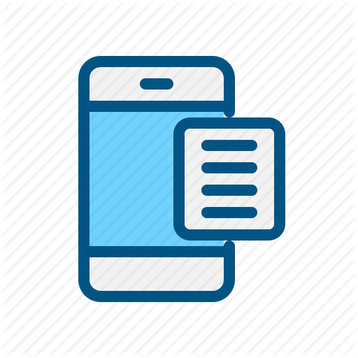 App, Application, Document, File, Mobile, Phone, Viewer Icon