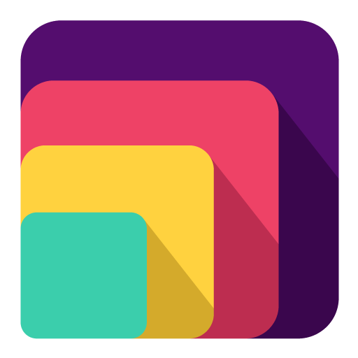 Mobile Application Icon Creative Design
